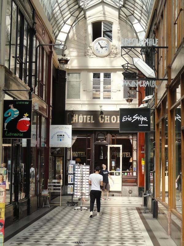 Booking Hotel Chopin Paris